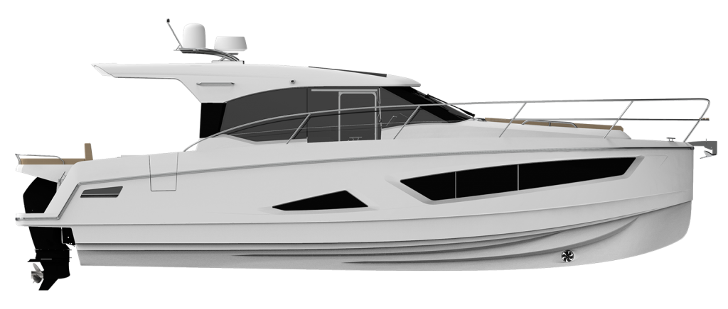 Monaco Parker Boat